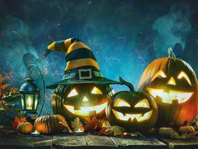 HallowQuiz: Quiz especial de Halloween?