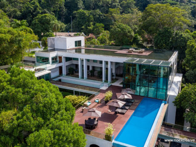 Qual seria sua mansão ideal?
