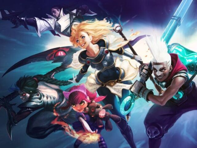 Trivias da Lore de League of Legends 2020