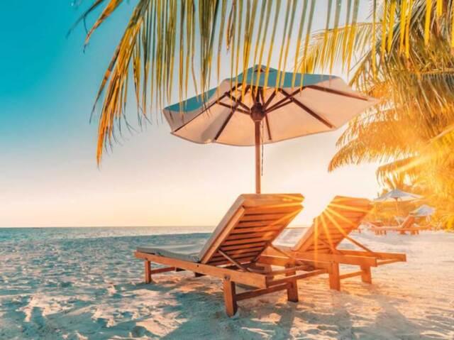 Onde seriam as tuas férias?