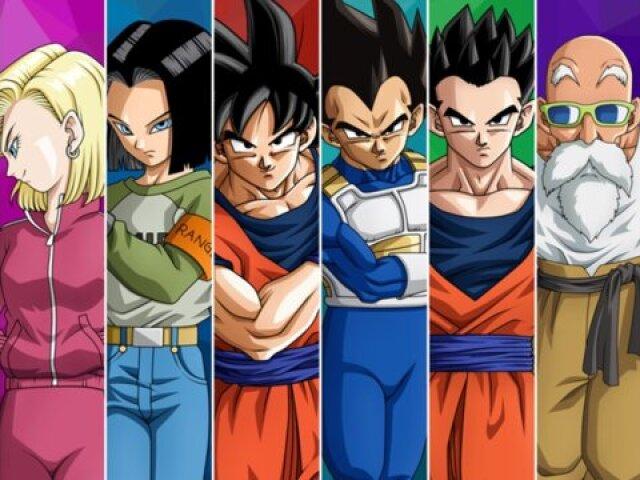 Quem você seria do universo 7 no torneio do poder?