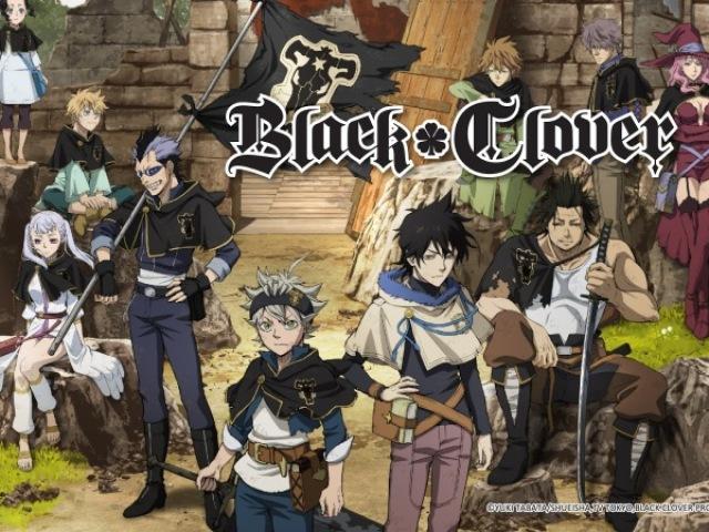 Você conhece mesmo Black Clover?