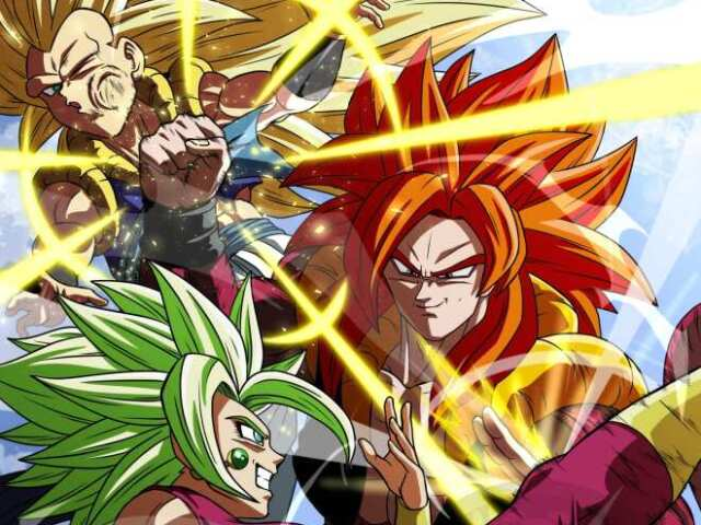 Qual seria sua fusão em Dragon Ball?