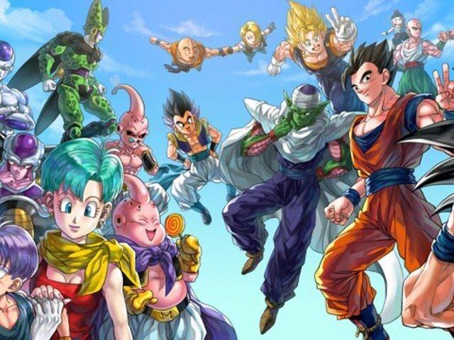 Qual seria sua raça em Dragon Ball?