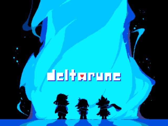 O que você sabe sobre Deltarune?
