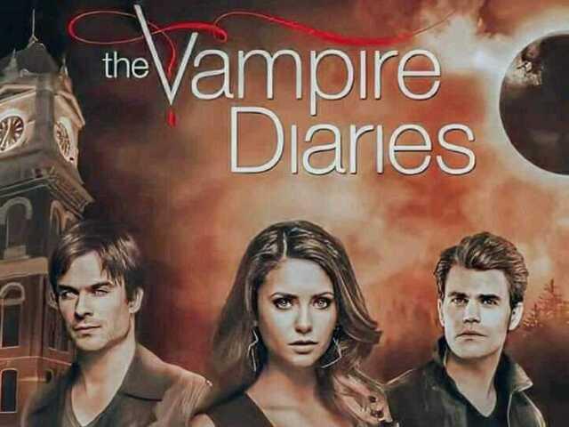 Você realmente conhece The Vampire Diaries? 💞