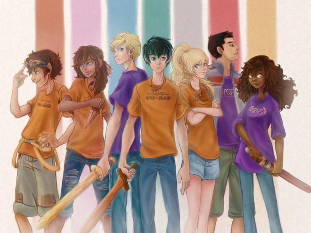 Qual personagem de Heróis do Olimpo você é?