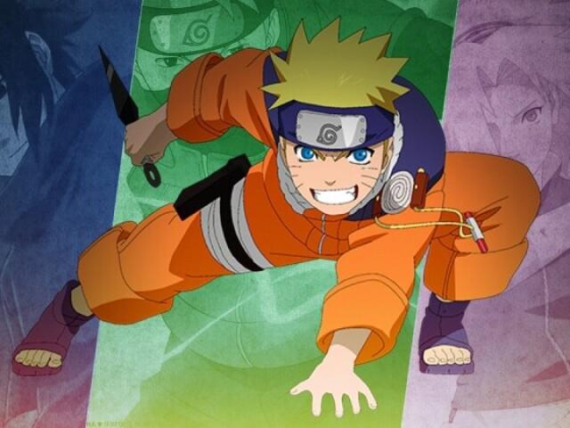 Você conhece o anime Naruto?