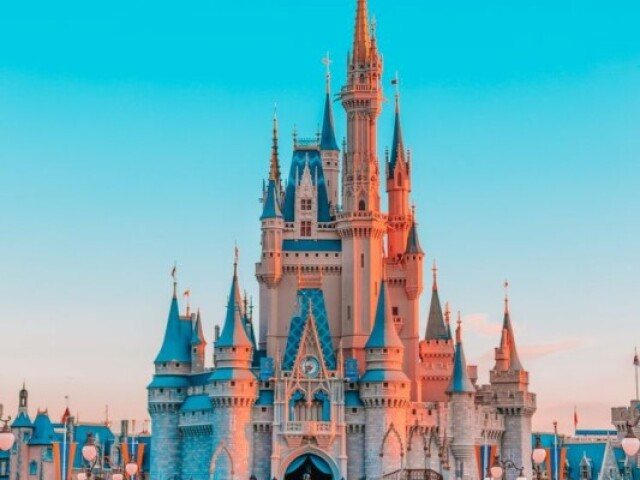 .。.:*✧ Monte sua viagem na Disney ✧*:.。.