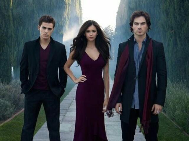 Vamos ver se você é realmente fã de the vampires diaries💓😍