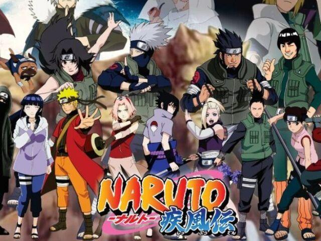 Quiz sobre Naruto: será mesmo que você sabe de tudo?