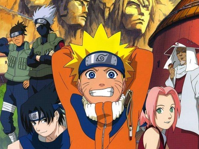 O quanto você sabe sobre Naruto?