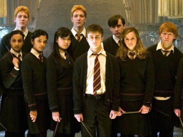 Quem você seria na Armada de Dumbledore?