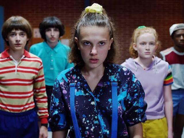 Qual das crianças de Stranger Things você seria?