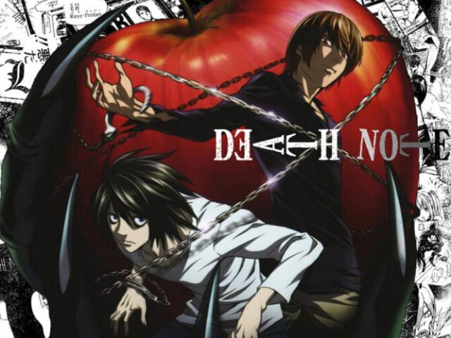 Qual personagem de Death Note seria seu melhor amigo?