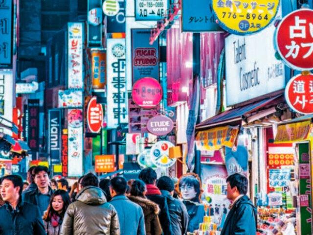Monte seu intercâmbio para a Coreia do Sul