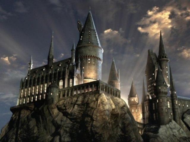 Qual é sua casa de Harry Potter?
