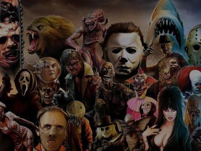 Qual assassino dos filmes de terror você seria?
