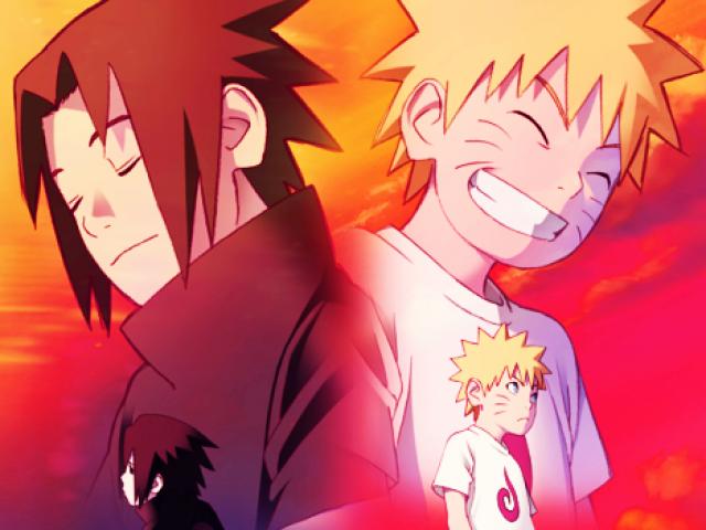 Você é mais Sasuke ou Naruto?