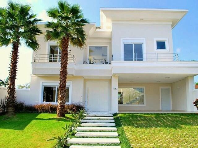 Monte sua casa moderna dos sonhos!