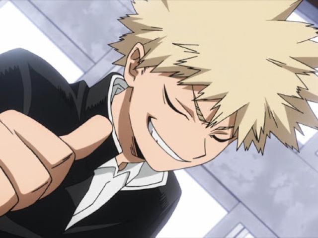 Você Conhece o Katsuki Bakugou?