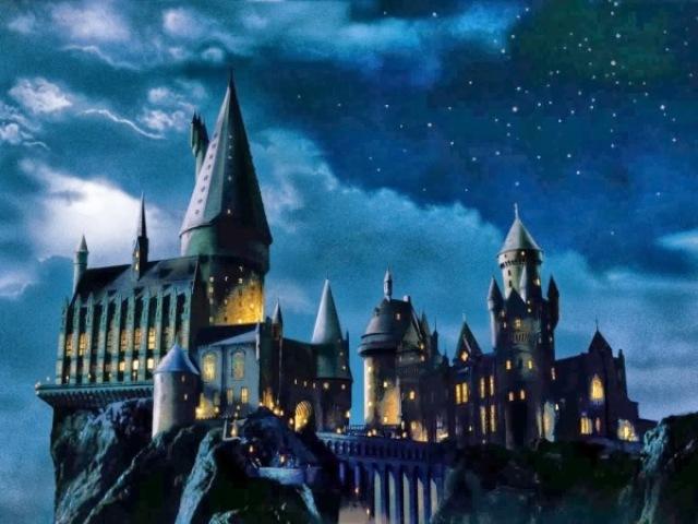Veja qual sua casa de Hogwarts!
