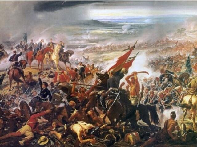Guerra do Paraguai e Crise do segundo reinado!