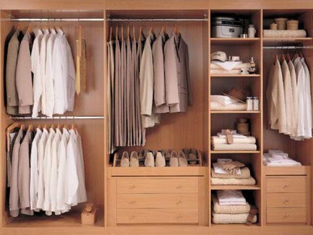 Monte seu guarda roupa!