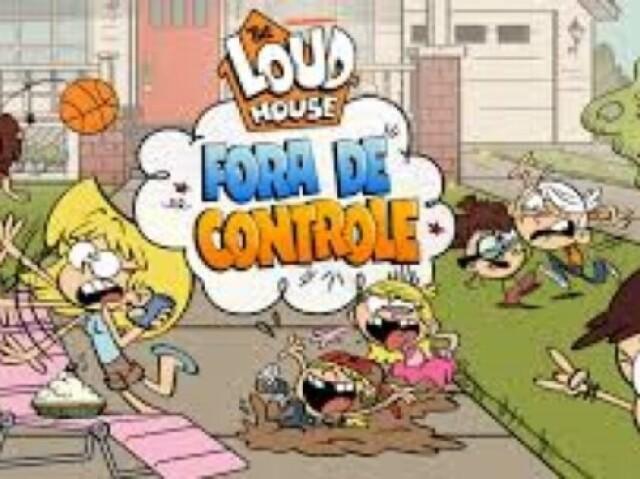 Quem vc seria de The Loud House?