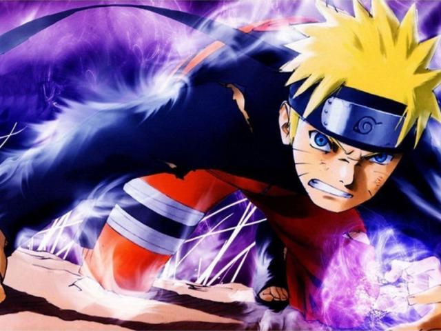 Você conhece o Naruto Uzumaki?