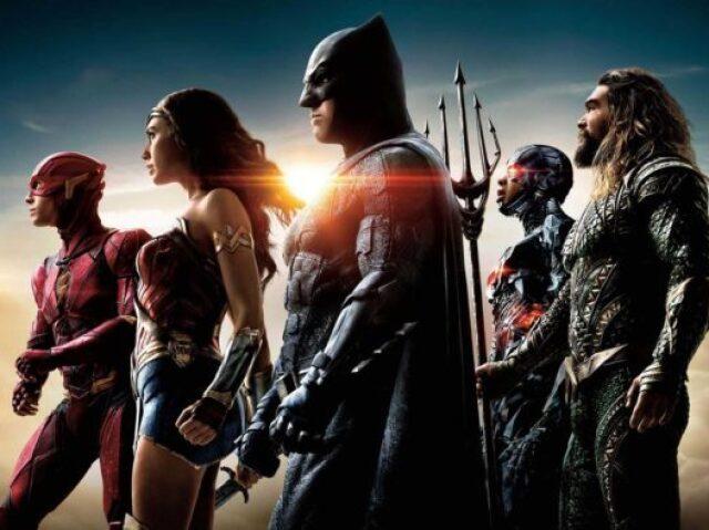 Quem Você Seria em Liga da Justiça?