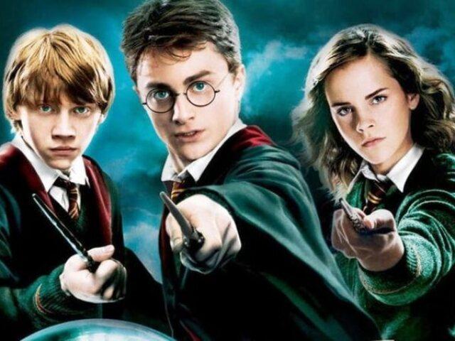 Quem você seria de Harry Potter?