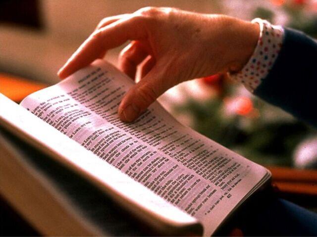 Perguntas sobre a Bíblia