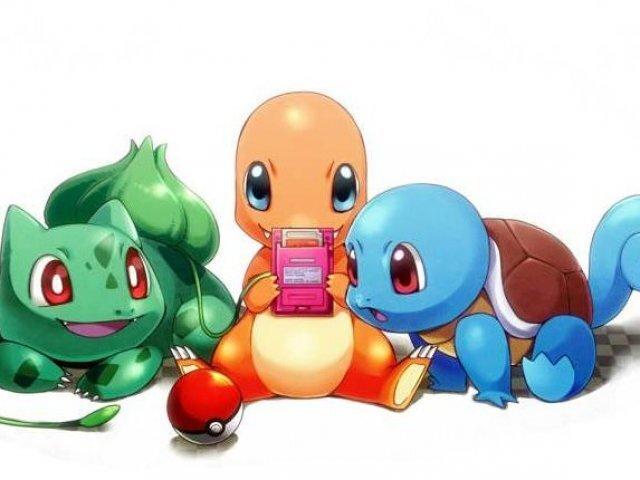 Qual Pokémon Inicial de Kanto você seria ?