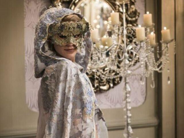 Monte seu baile de máscaras! 🤍