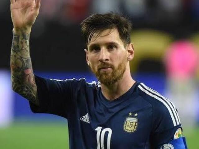 Você sabe algumas coisas sobre o Messi?