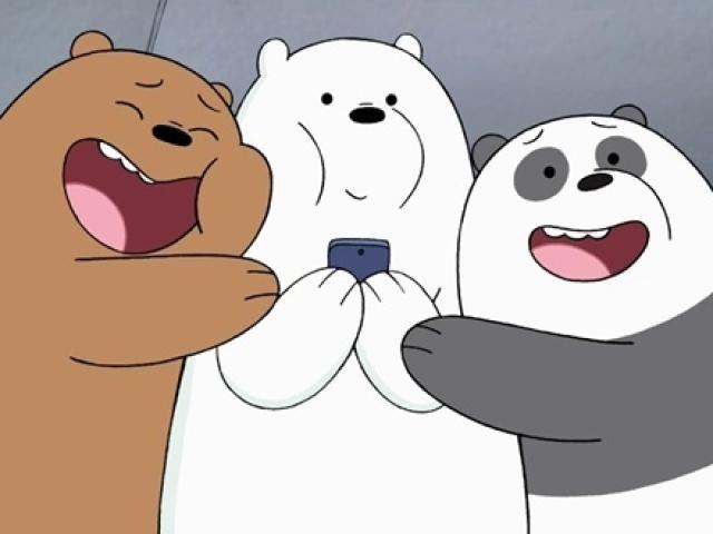 Quem você seria de Ursos sem Curso