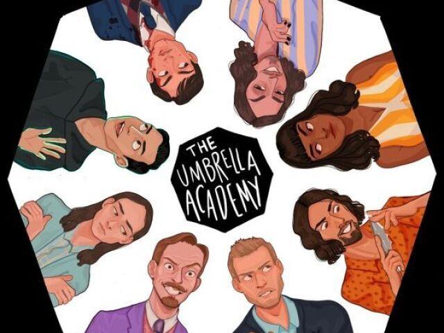 Quem você seria em The Umbrella Academy?