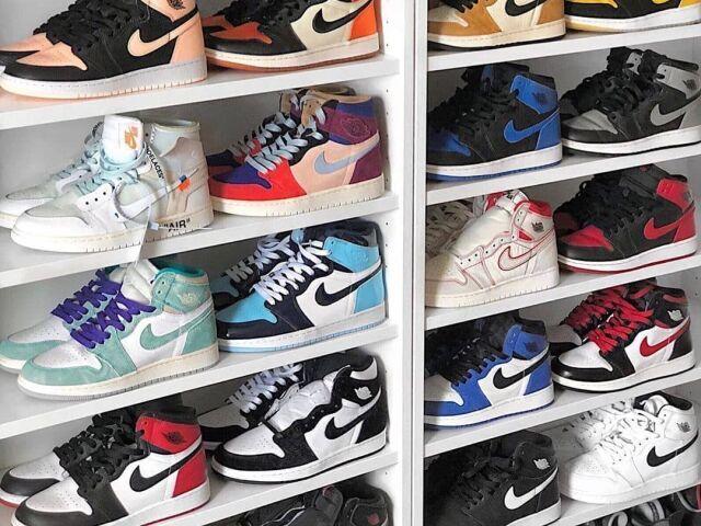 - Escolha seus sapatos -