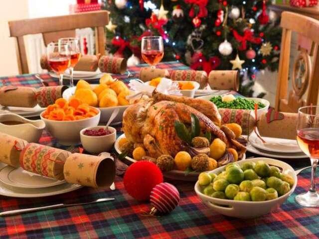 Qual comida de natal você seria?