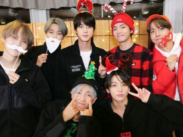 🎄✨Monte sua ceia de Natal e direi qual membro do BTS vai passar o Natal com você✨💖 ~Especial de Natal~