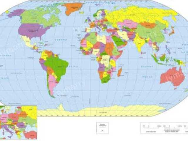 Quiz de Geografia