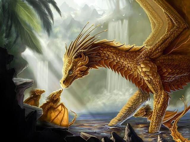 Qual Dragão você seria?