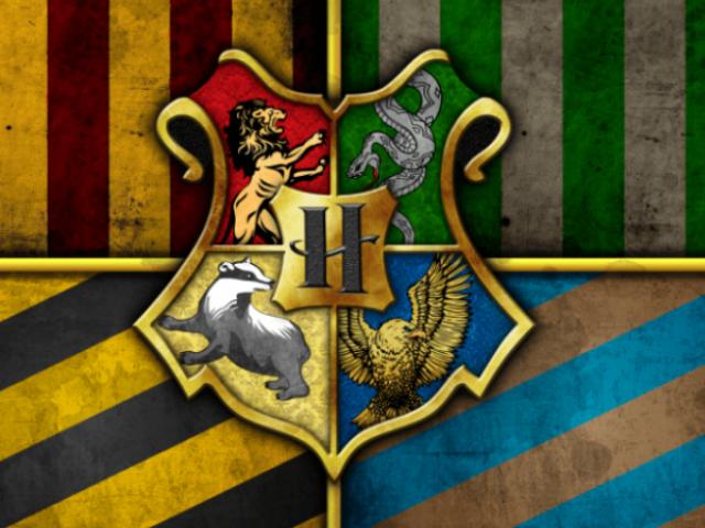 Qual sua verdadeira casa de Hogwarts?