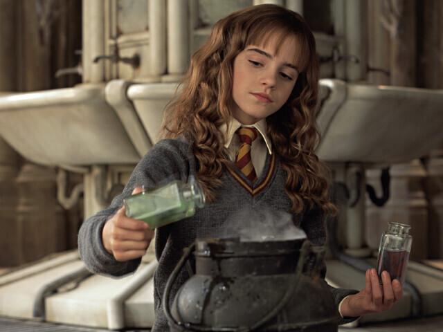 Qual das meninas de Harry Potter você seria?