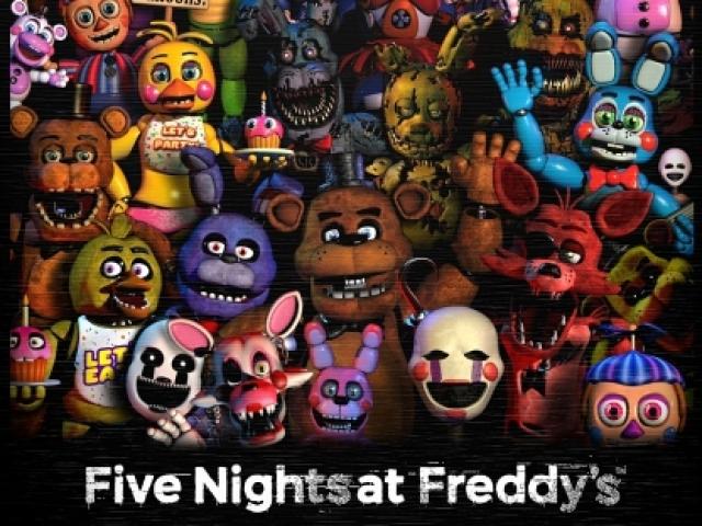 Você realmente sabe sobre tudo de Five Nights at Freddy's?