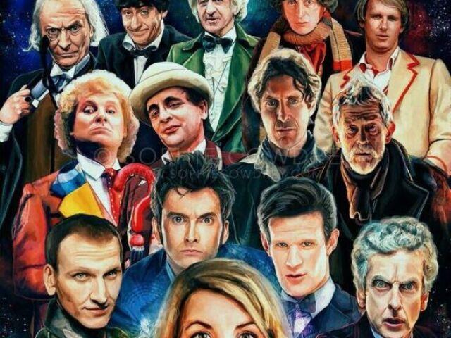 Você realmente conhece Doctor Who?