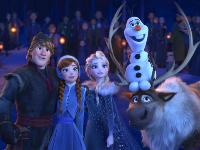 Quem Você Seria em Frozen?