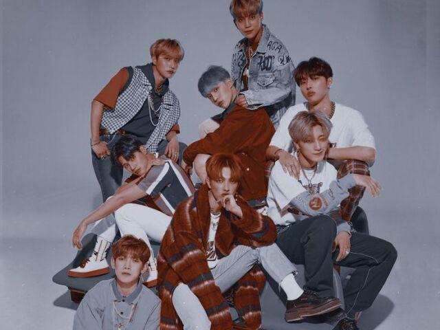 ╰➢ Qual é o boygroup?
