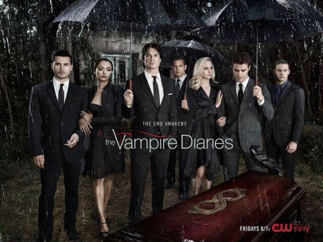 Quiz de The Vampire Diaries